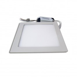 Plafonnier led carré 18W 225*225