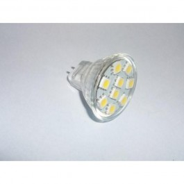 Ampoule led MR11 9led daylight