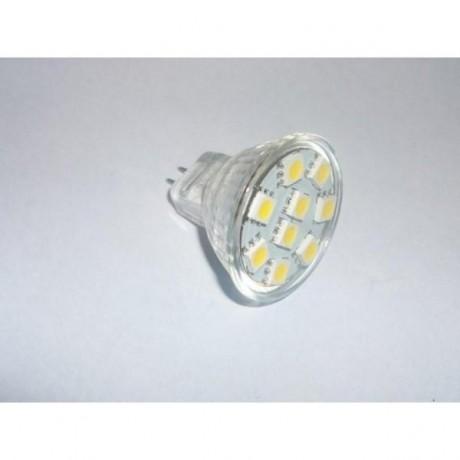 Ampoule led MR11 9led daylight