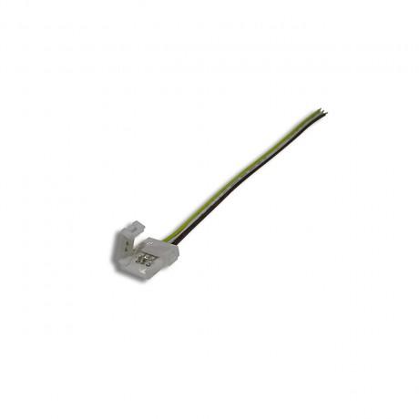 Connecteur ruban led 10 mm 3 canaux