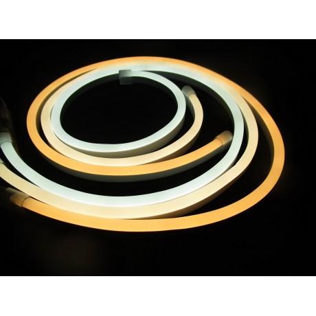 Néon Flex LED 220V blanc monochrome