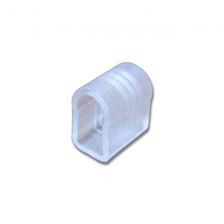 Embout pour néon flexible led 220V et 24V