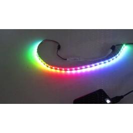 Ruban led 5V RGB + chenillard
