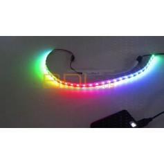 Ruban led 5V RGB USB + chenillard