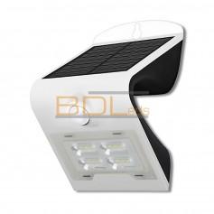 Applique murale solaire avec detecteur 2W