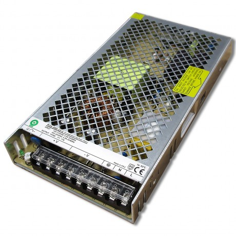 Alimentation led 12V 200W POS