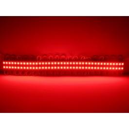 Module LED rouge étanche IP65