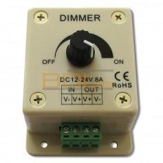 Variateur dimmer pour LED 12V