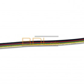 Câble/nappe 6 fils pour ruban led RGBW+CTT