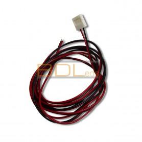 Connecteur ruban led de 2 mètres
