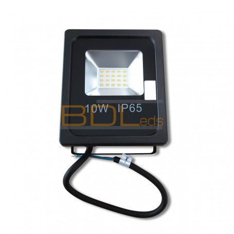 Projecteur led 12/24 volts 10 watts slim