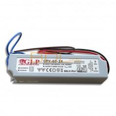 Alimentation led 24 V 60 W IP67