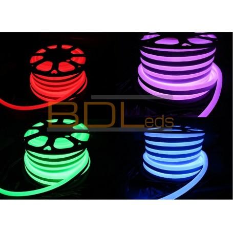 Néon Flexible LED RGB 24 volts