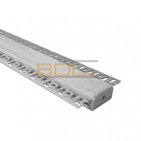Profil aluminium BDL 6214 spécial placo-plâtre