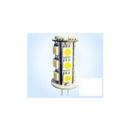 Ampoule led blanche G4 18 led smd 5050