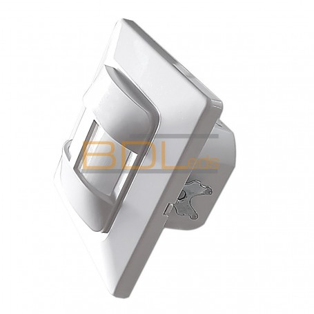 Interrupteur détecteur automatique infrarouge 190°