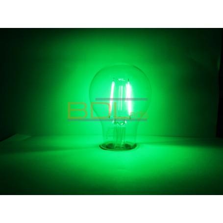 Ampoule LED verte E27