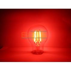 Ampoule led rouge culot E27