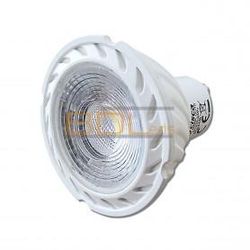 Ampoule LED GU10 dimmable 7W blanc neutre 4000°K