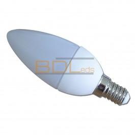 Ampoule led E14 flamme diffuseur dépoli