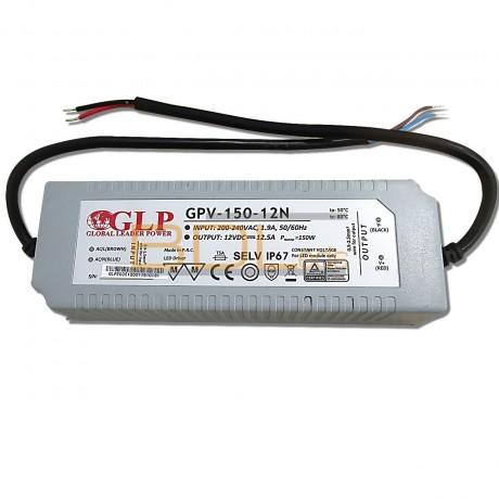 Alimentation LED 12V 150 GPV-150-12N
