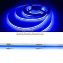 Ruban LED COB/FOB bleu 460nm 24V