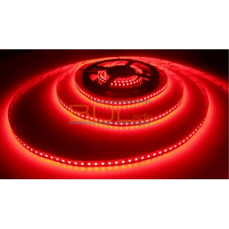 Ruban 600 led rouge 630-635 nm 24V