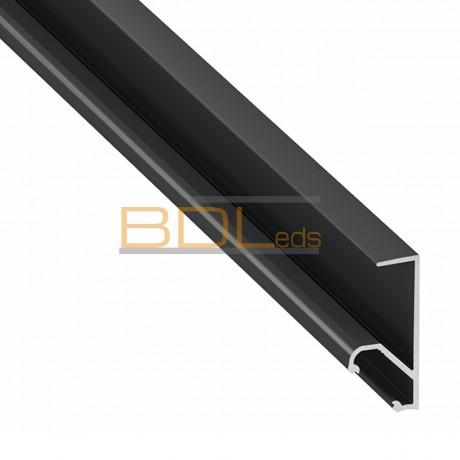 Profilé d'angle aluminium pour Tablette BDL3617