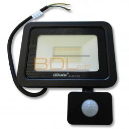 Projecteur LED 30w avec détecteur de mouvement 4000K