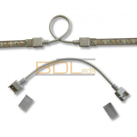 Connecteur d'angle pour bandeau LED IP68