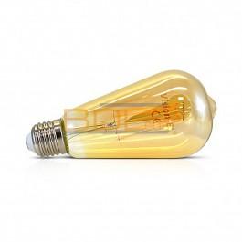 AMPOULE LED E27 ST64 FILAMENT 8W 2700K