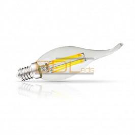 Ampoule LED E14 filament 4W 2700K Vendu X 2