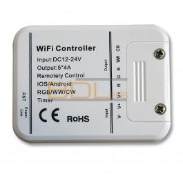 Contrôleur led RGB/RGBW/RGBCTT wifi 2.4 GHz