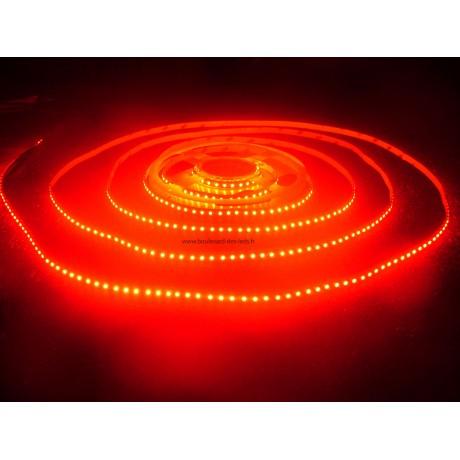 Ruban led rouge 600 smd 3528 intérieur