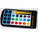 Télécommande pour lampe LED RGB