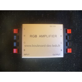 Amplificateur led RGB 144 watts