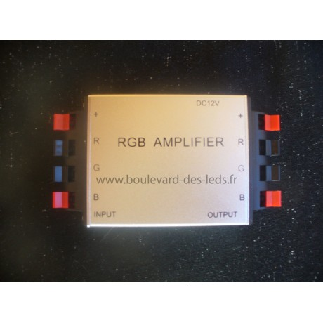 Amplificateur led RGB 144 watts