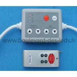 Contrôleur led RGB RF 144 watts