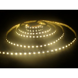 Strip led blanc chaud 300 smd 5050