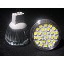 Ampoule led MR16 24 smd 5050 4500°K