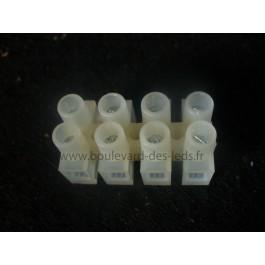 Barrette de connexion type domino 2.5 à 4mm²