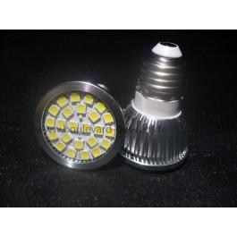 Ampoule led E27 SMD 5050 blanc 4500°K