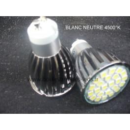 Ampoule led smd blanc 4500°K