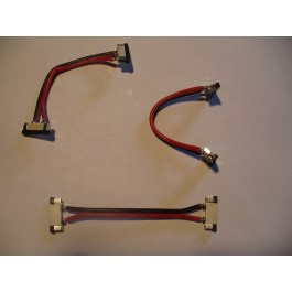 Connecteur souple d'angle pour ruban led