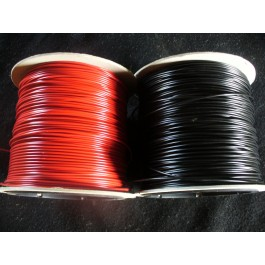 Fil de câblage souple 0.75mm²