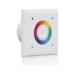 Contrôleur led RGB encastrable et tactile