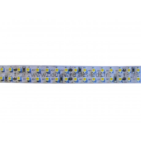 Ruban 1200 led double rangée smd 3528 24V