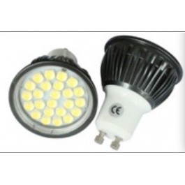 Ampoule led gu10 24 smd5050 Version 2