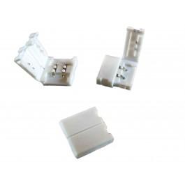 Connecteur à clips pour ruban led