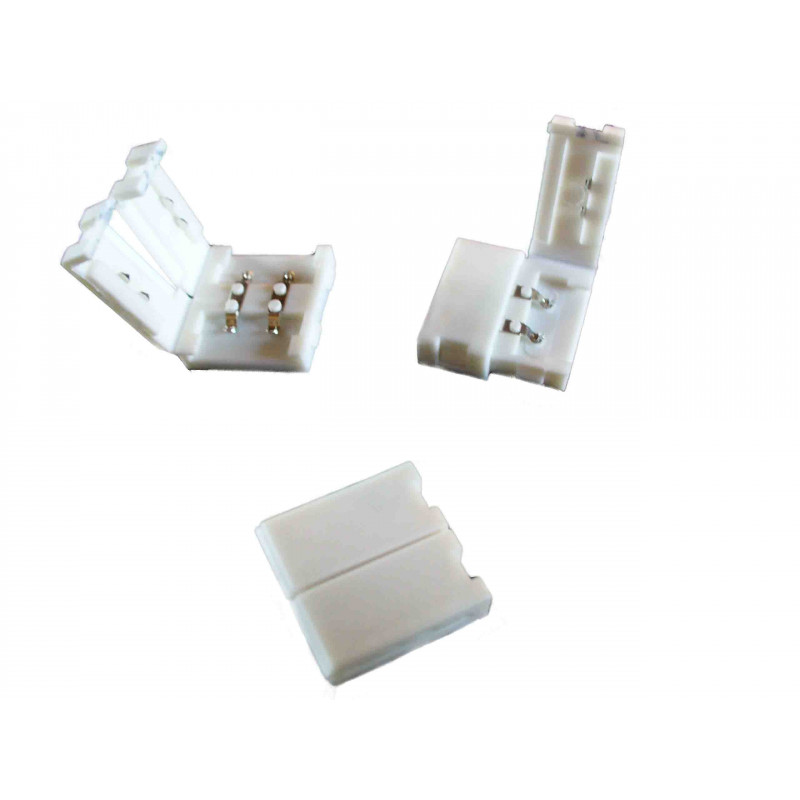 Connecteur clips pour ruban led - Connecteur ruban led ...